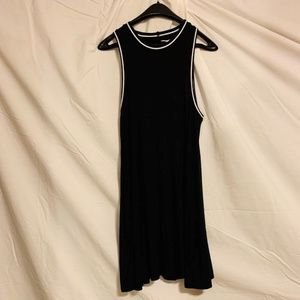 American Eagle Soft and Sexy Black Dress